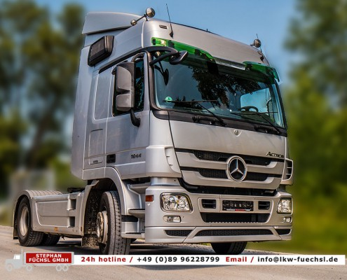 Mercedes-Benz Actros MP3 1844LS